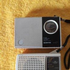 Radios antiguas: TRANSISTOR SANYO ANTIGUOS. Lote 242884375