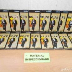Rádios antigos: ENVIO CON TC: 4€ KUNG FU DAVID CARRADINE 1ª TEMPORADA COMPLETA EN 16 DVD. Lote 243174700