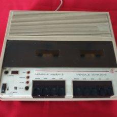 Radios antiguas: ANTIGUO CONTESTADOR CON INTERROGADOR. Lote 243186910