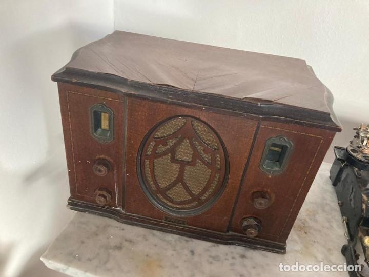 RADIO ERLA (Radios, Gramófonos, Grabadoras y Otros - Transistores, Pick-ups y Otros)