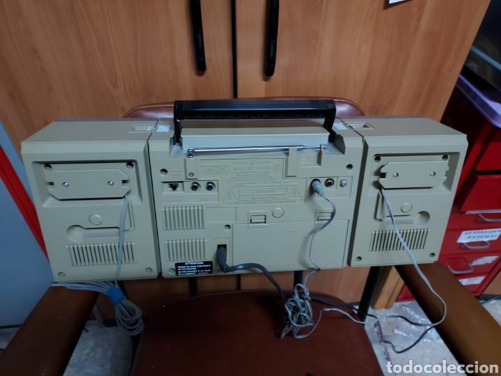 Radios antiguas: RADIOCASETE GENERAL ELECTRIC - Foto 2 - 243582985