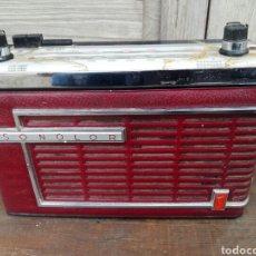 Radios antiguas: ANTIGUA RADIO SONOLOR VINTAGE MADE UN FRANCE. Lote 243796300