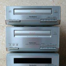 Radios antiguas: MINICADENA TECHNICS SC-HD350. Lote 243925700