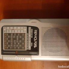 Radios antiguas: TRANSISTOR MX ONDA, MULTIBANDA, MX-RAM908. Lote 244775900