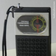 Radios antiguas: RADIO INTERNATIONAL PORTABLE FM/AM SOLID STATE. Lote 245005615