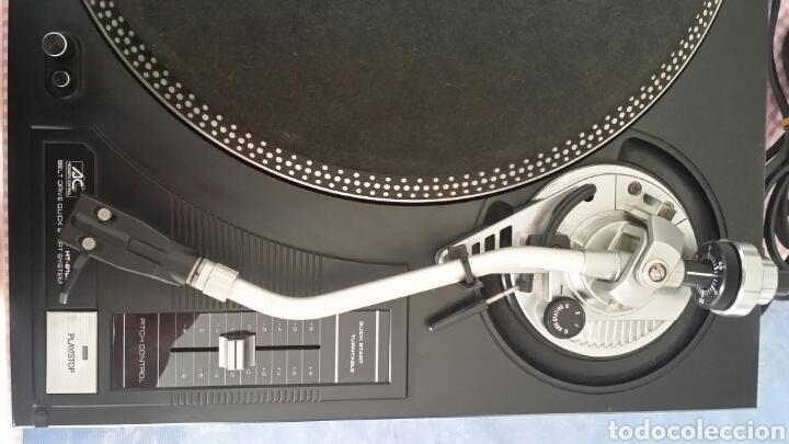 Radios antiguas: Tocadiscos Acoustic Control HT-910-Q. - Foto 2 - 245021460