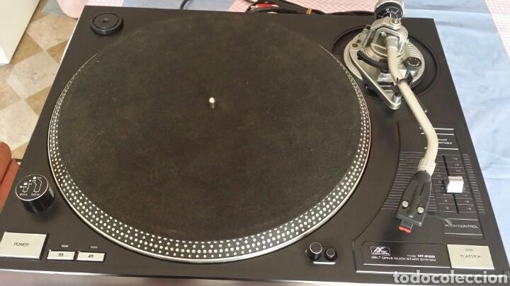 TOCADISCOS ACOUSTIC CONTROL HT-910-Q. (Radios, Gramófonos, Grabadoras y Otros - Transistores, Pick-ups y Otros)