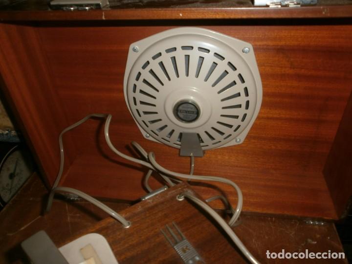 Radios antiguas: Tocadiscos kolster 1800 stereo Oslo altura 28 cm. ancho 42X20 cm. sin aguja - enciende pero no mueve - Foto 5 - 245063020
