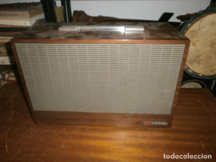 Radios antiguas: Tocadiscos kolster 1800 stereo Oslo altura 28 cm. ancho 42X20 cm. sin aguja - enciende pero no mueve - Foto 9 - 245063020