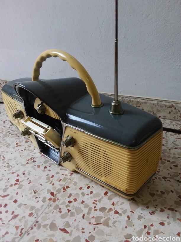 Radios antiguas: Radio casset, retro,,CICENA,FUNCIONA BIIEN,,125volt,, - Foto 5 - 245268625