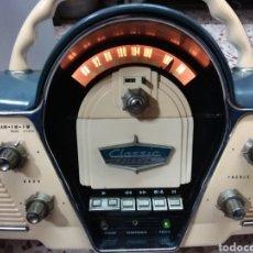 Radios antiguas: RADIO CASSET, RETRO,,CICENA,FUNCIONA BIIEN. Lote 245268625