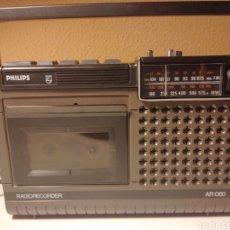 Radios antiguas: RADIOCASETE PHILIPS AR060. Lote 245307175