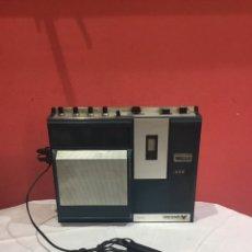 Radios antiguas: ANGLOTUTOR CASSETTE CK 8402 CON SU MICRÓFONO. VER FOTOS. Lote 245309780