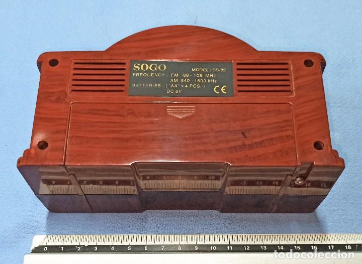 Radios antiguas: RADIO DE FANTASIA FUNCIONA - Foto 4 - 245444610
