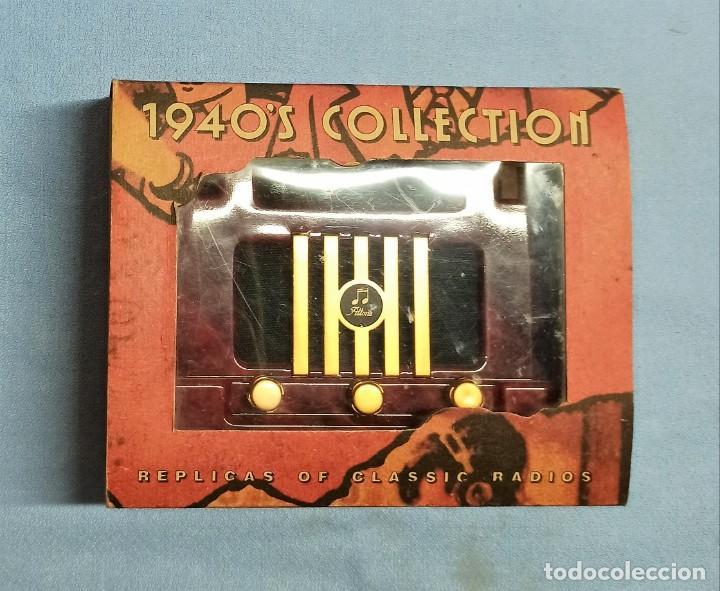 Radios antiguas: RADIO DE FANTASIA CON CAJA - Foto 2 - 245444935