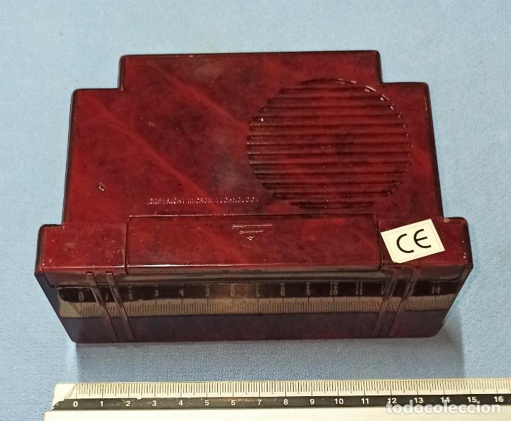 Radios antiguas: RADIO DE FANTASIA CON CAJA - Foto 5 - 245444935