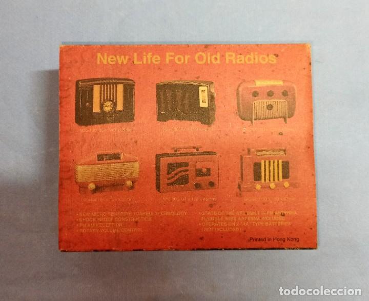 Radios antiguas: RADIO DE FANTASIA CON CAJA - Foto 8 - 245444935