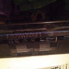 Radios antiguas: BOOMBOX TELEFUNKEN PCR 55. Lote 245448490