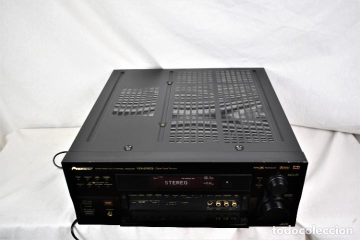 Radios antiguas: Amplificador sintonizador Pionner VSX-839RDS - Foto 5 - 245460775