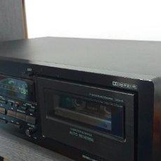 Radios antiguas: **** ONKIO CASSETTE DECK . CASETERA - CASETE - HIFI SONIDO -TA-RW244. Lote 245714445