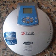 Radios antiguas: LECTOR PORTÁTIL CD/ MP3. Lote 245902905