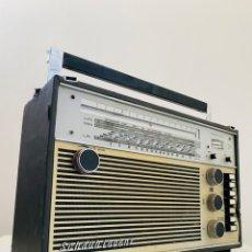 Radios antiguas: SCHAUB LORENZ INTERCONTINENTAL PARA PIEZAS. Lote 245918860