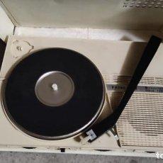 Radios antiguas: PHONO BOOK TOCADISCOS RADIO TRASMISOR, EN AUDIOLIBRO. Lote 246599515
