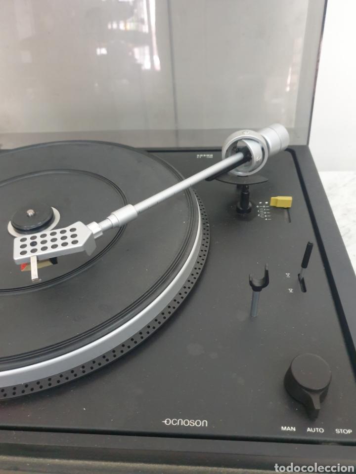 Radios antiguas: Tocadiscos Cosmos C.T 1100 - Foto 4 - 247291655