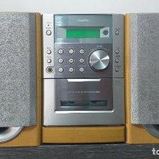 Radios antiguas: *** SANYO *** CADENA HIFI. SONIDO. SOLO COLECCIONISTAS ** SANYO ***. Lote 247715345