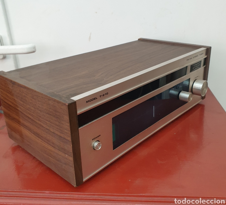 Radios antiguas: Radio Superscope T-210 - Foto 2 - 248089565