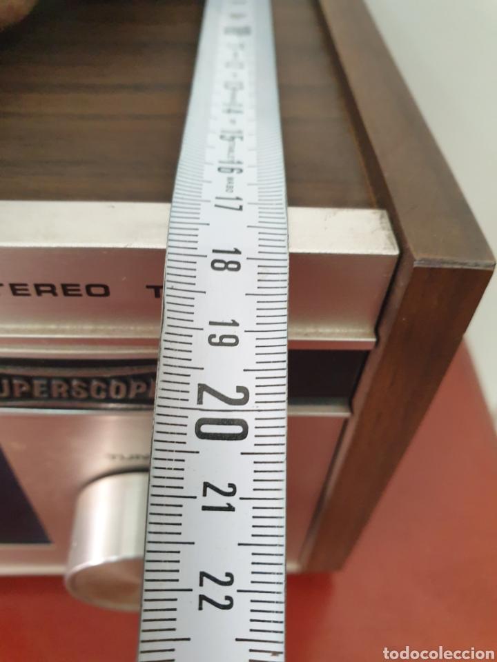 Radios antiguas: Radio Superscope T-210 - Foto 4 - 248089565