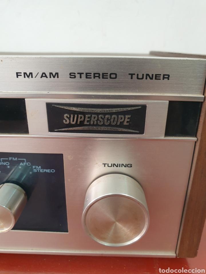 Radios antiguas: Radio Superscope T-210 - Foto 7 - 248089565