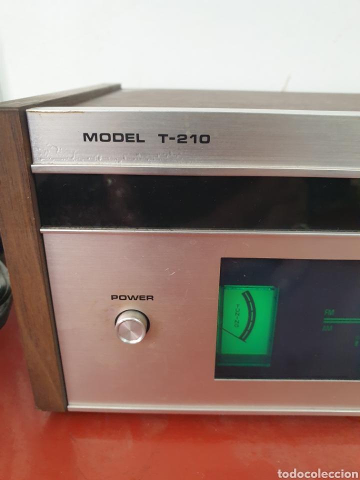 Radios antiguas: Radio Superscope T-210 - Foto 8 - 248089565