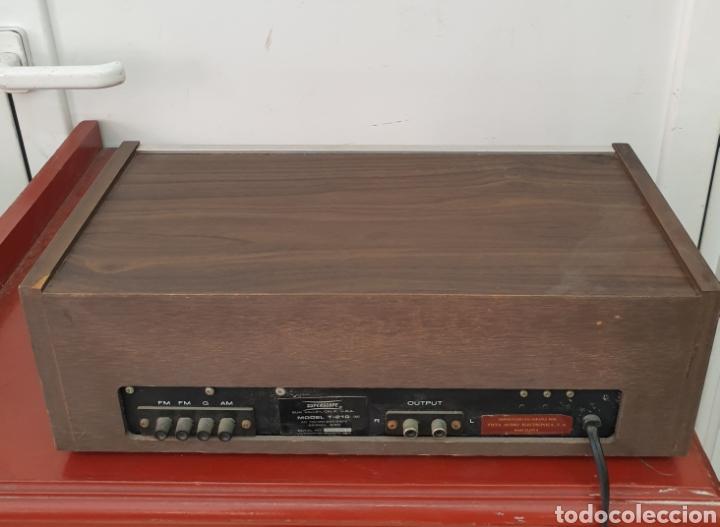 Radios antiguas: Radio Superscope T-210 - Foto 11 - 248089565