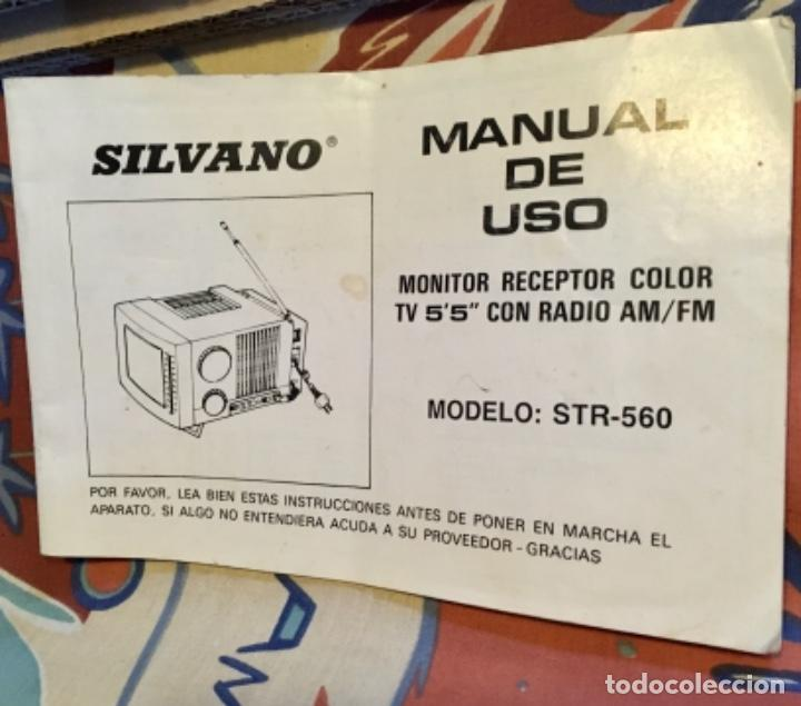 Radios antiguas: MONITOR RECEPTOR COLOR - Foto 14 - 248135940