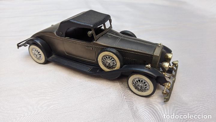 """COCHE-RADIO ROLLS-ROYCE 1931 AÑOS 70"""" FUNCIONANDO (Radios, Gramófonos, Grabadoras y Otros - Transistores, Pick-ups y Otros)"""