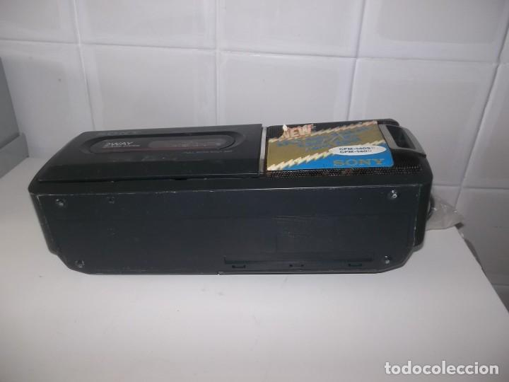 Radios antiguas: RADIO CASSETTE CASETE SONY CFM-140 S II - Foto 10 - 248813095