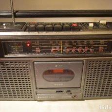 Radios antiguas: RADIOCASSETTE SANYO M 9950 - MAGNÍFICO ESTADO ESTÉTICO - SONIDO CLARO Y POTENTE DE LOS 70. Lote 249045315