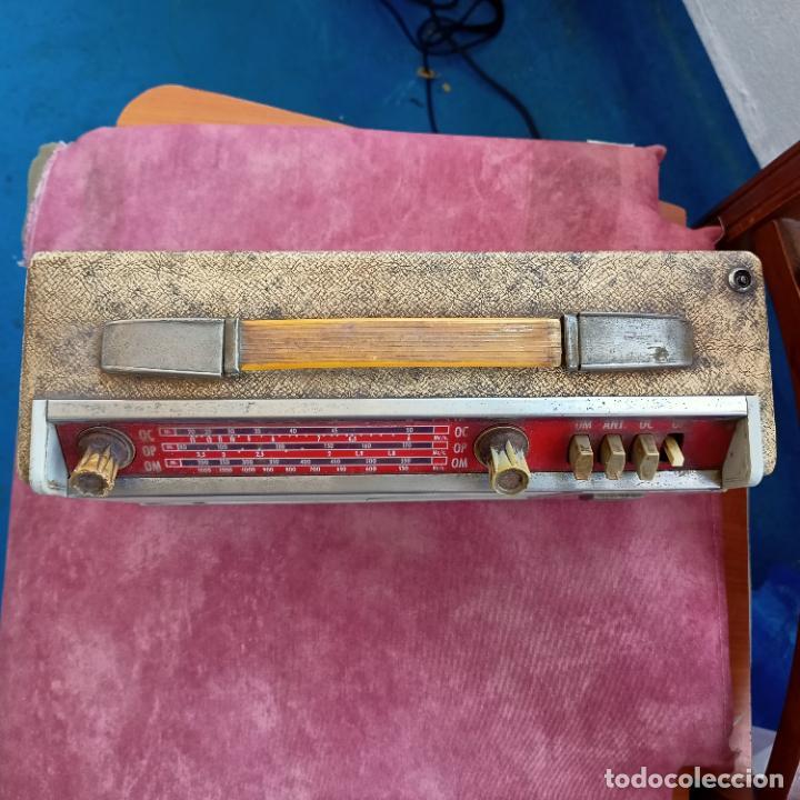 Radios antiguas: Radio Marconi vintage - Foto 3 - 250161640