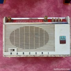 Radios antiguas: RADIO MARCONI VINTAGE. Lote 250161640