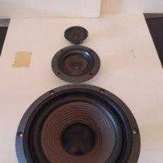Radios antiguas: PIONEER / 2 JUEGOS DE ALTAVOCES DEL MODELO: CS 777 /140 WATIOS/. Lote 250220505