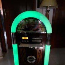 Radios antiguas: JUKEBOX,GRANDE 1M DE ALTO,FUNCIONADO MUY BIEN.. Lote 250319810