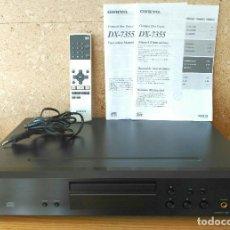 Radios Anciennes: REPRODUCTOR DE CD MP3 HI-FI - ONKYO DX-7355. Lote 250523810