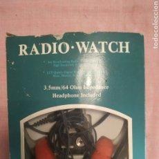 Rádios antigos: RADIO RELOJ RADIODIGIT MICRO. Lote 251494940