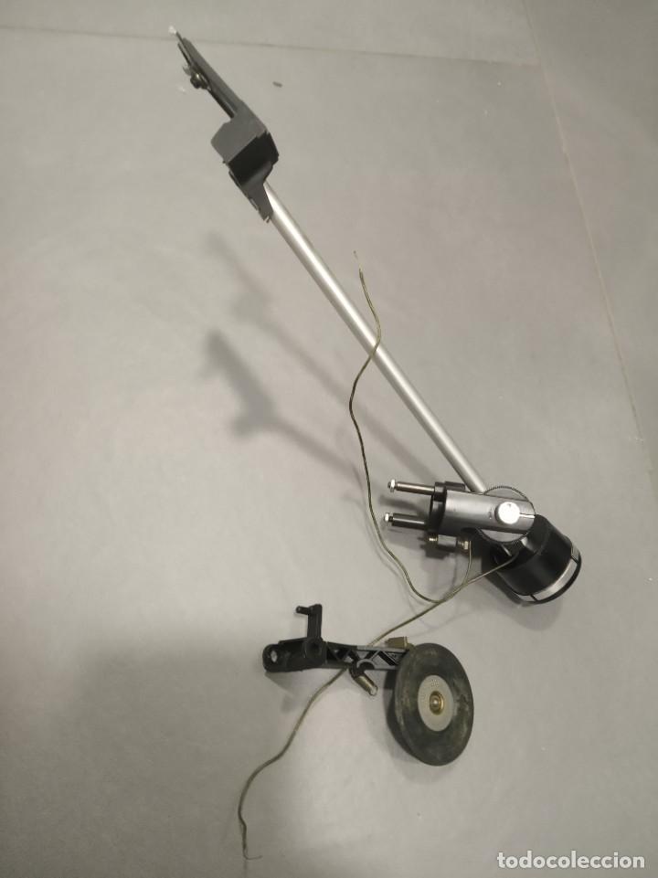 Radios antiguas: Repuestos brazo tocadiscos bettor 1224 sin cápsula - Foto 3 - 251908030