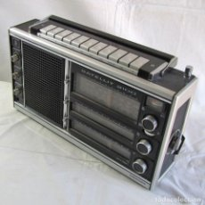 Radios antiguas: RADIO GUNDIG SATELLIT 2100 FUNCIONANDO, MADE IN GERMANY 1976. Lote 252793720