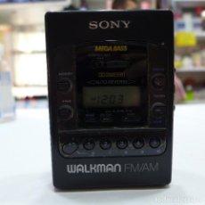 Rádios antigos: WALKMAN SONY WM-F2085. Lote 253196445