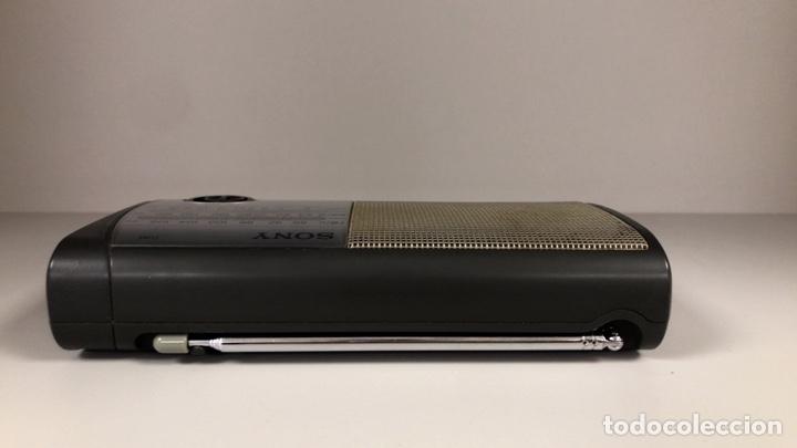 Radios antiguas: Radio Sony ICF 403S. Funciona, ver vídeo. - Foto 6 - 253370355