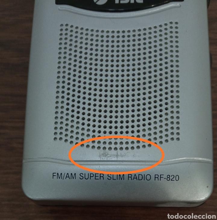 Radios antiguas: Radio transistor Orbit RF-820 - Foto 5 - 253376335