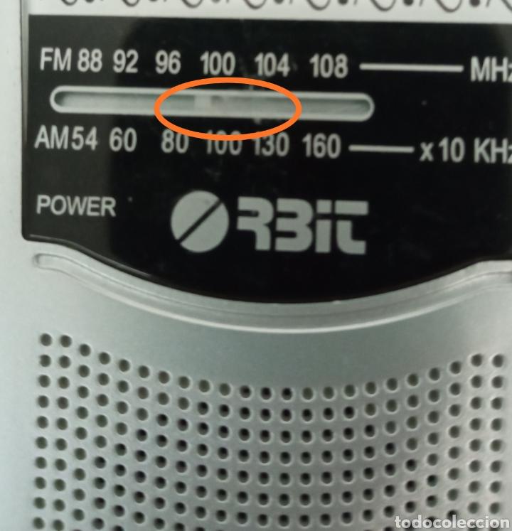 Radios antiguas: Radio transistor Orbit RF-820 - Foto 6 - 253376335